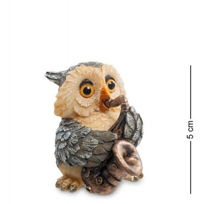 """Фигурка """"Сова"""" 5x5,5x5 см., полистоун Sealmark, США"""