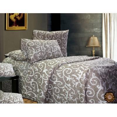 Комплект постельного белья Евро, Поликоттон (ЕП0045)