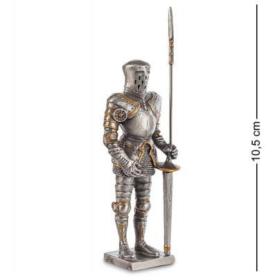 """Статуэтка """"Рыцарь с копьем"""" 3,5x2,5x10,5 см., Veronese, Гонконг"""