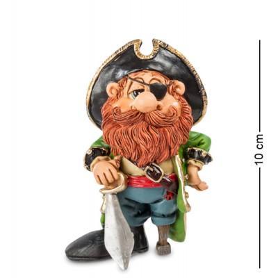 """Фигурка """"Пират Флинт"""" 7x4x10 см., полистоун Warren Stratford Канада"""