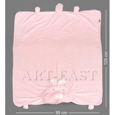 """Одеяло-зверюшка """"Кролик"""" 95х125х14 см., Color Rich"""