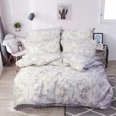 Комплект постельного белья Евро, Бязь-100% хлопок (ЕТ0731)