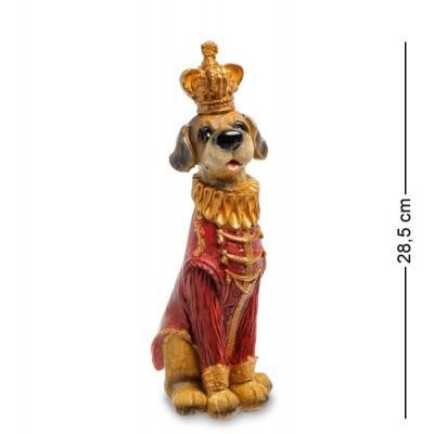 "Статуэтка ""Собака Джорж"" 9x9,5x28,5 см., полистоун Noble Style"