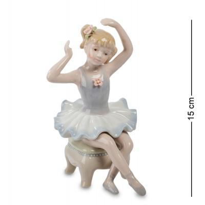 "Фигурка ""Маленькая Балерина"" 8x10,5x15 см., Pavone, Италия"