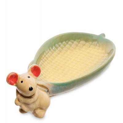 """Фигурка """"Мышка с мешком"""", 18,5 см"""