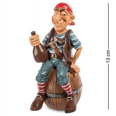 "Фигурка Пират ""Взрывной Бен"" 6x8x13 см., полистоун Warren Stratford Канада"