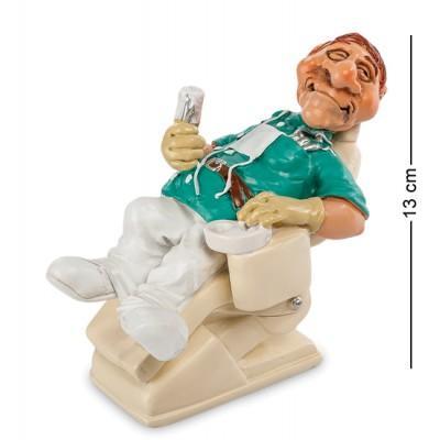 "Фигурка ""Стоматолог"" 14x8x13 см., полистоун Warren Stratford Канада"