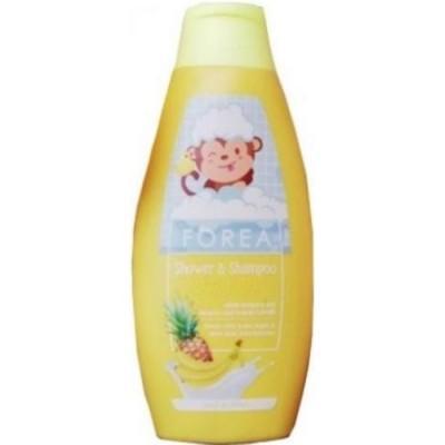 Шампунь для волос Forea для детей, 500 мл., Германия