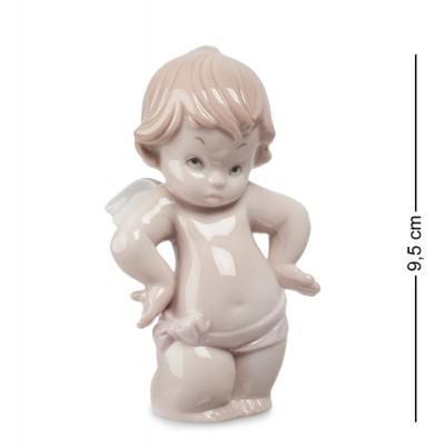 """Фигурка """"Амурчик"""" 6x5,5x9,5 см., фарфор Pavone, Италия"""