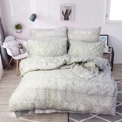 Комплект постельного белья Двуспальный, Бязь-100% хлопок (2-х сп.ЕТ0737)