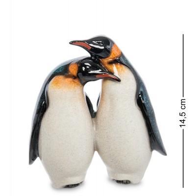 """Фигурка """"Пара Королевских пингвинов"""", 14,5 см., MN- 21"""
