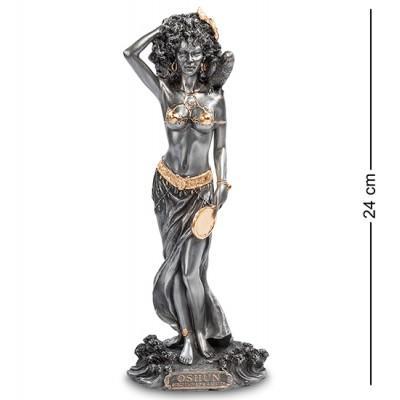 """Статуэтка """"Ошун - Богиня красоты"""" 9x6x24 см., Veronese, Гонконг"""