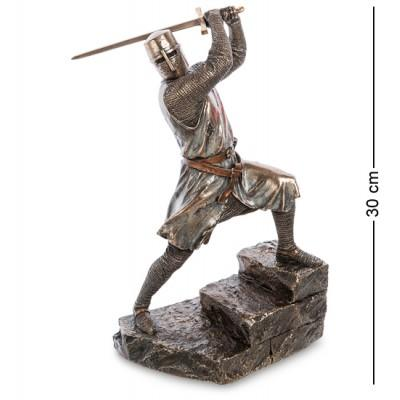 "Статуэтка ""Рыцарь"", 19х9,5х31 см., Veronese, Гонконг"