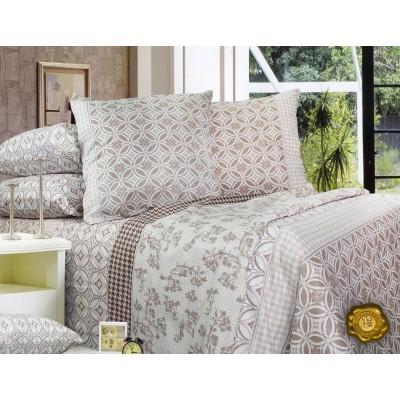 Комплект постельного белья Евро, Бязь-100% хлопок (ЕТ0334)