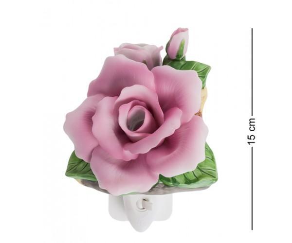 """Арома-светильник """"Роза"""" 10x10,5x15 см., Pavone, Италия"""