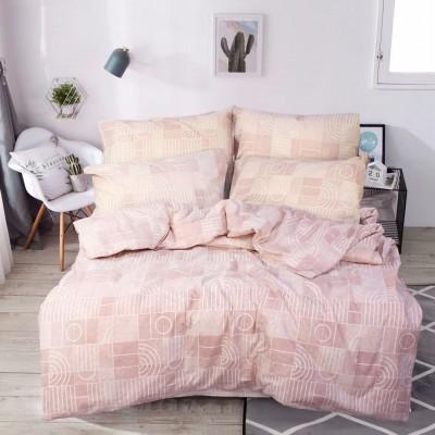 Комплект постельного белья Двуспальный, Бязь-100% хлопок (2-х сп.ЕТ0755)