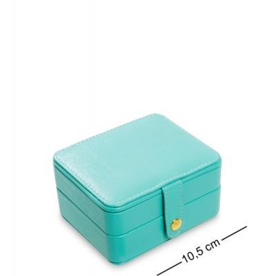 """Шкатулка для бижутерии """"Классика"""" 10,5х9х5,5 см., B"""