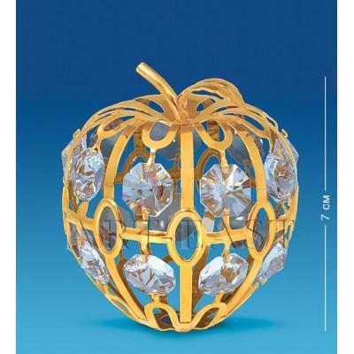 """Фигурка """"Яблоко"""" 6,5x6,5x7 см., Crystal Temptations, США"""