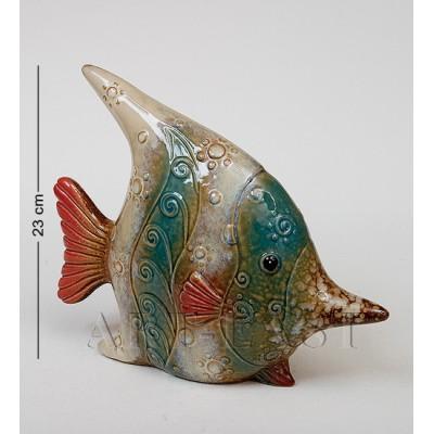 Фигура декор. Рыба 23 см., керамика