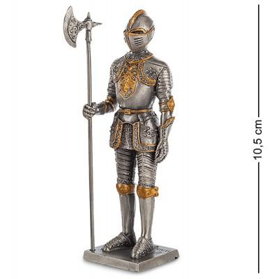 """Статуэтка """"Рыцарь с алебардой"""" 3,5x3x10,5 см., Veronese, Гонконг"""