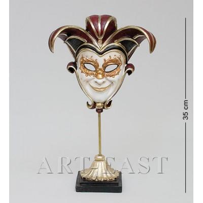 "Фигурка ""Венецианская маска"" 35 см., полистоун Noble Style"