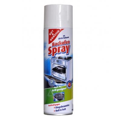 Активная пена для духовок, грилей и вытяжек Gut and Gunstig Backofen Spray 500 мл