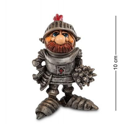 "Фигурка Рыцарь ""Сэр Уильям"" 7x8x10 см., полистоун Warren Stratford Канада"