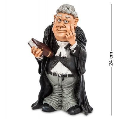 "Статуэтка ""Судья"" 24 см., полистоун Warren Stratford Канада"