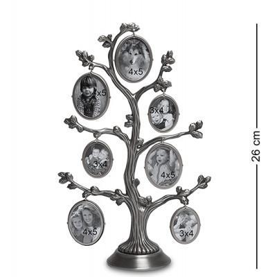 """Коллаж """"Семейное Дерево"""" на 7 фото 3х4/4х5 см., Bellezza Casa, Италия"""