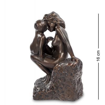 """Статуэтка """"Мать и дитя"""" Огюста Родена 10x7x16 см., полистоун Parastone, Нидерланды"""