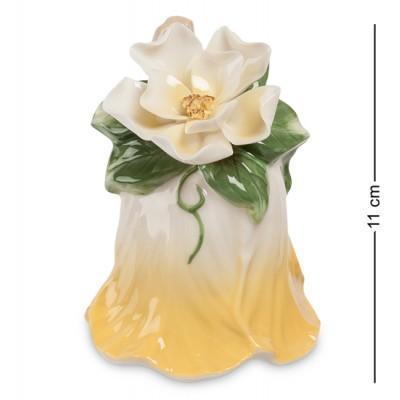 "Колокольчик ""Райский цветок"" 8,5x8,5x11 см., Pavone, Италия"