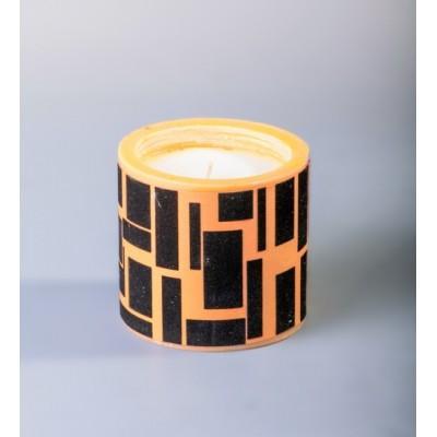 Ароматическая свеча Янтарь и мирра Serenity Candles, Австралия