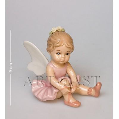 """Фигурка """"Балерина-ангелочек"""", 9x7x9 см., Pavone, Италия"""