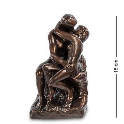 "pr-RO12 Статуэтка ""Поцелуй"" Огюста Родена (Museum.Parastone)"