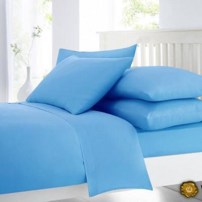 Комплект постельного белья Полуторный, Бязь-100% хлопок (1.5-сп.ЕВ0015)