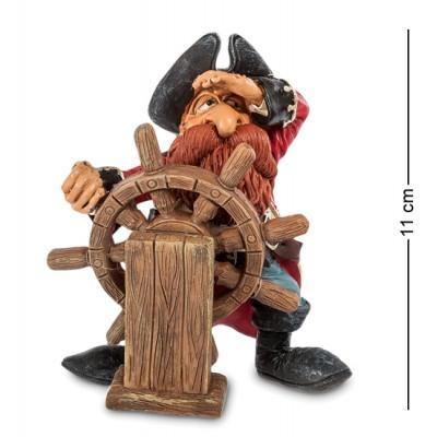 "Фигурка Пират ""Билли Бонс"", 10x6x11 см., полистоун Warren Stratford, Канада"