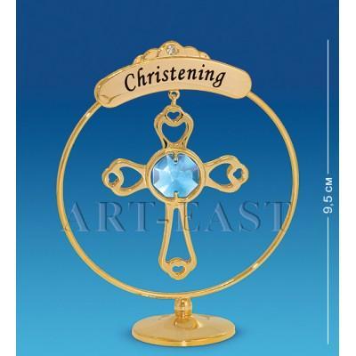 "Фигурка ""Крест"" 7,5x3x9,5 см., Crystal Temptations, США"