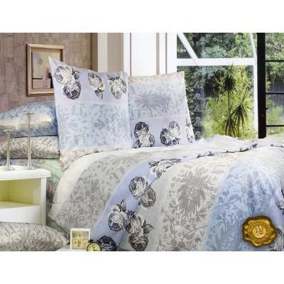 Комплект постельного белья Евро, Бязь-100% хлопок (ЕТ0395)