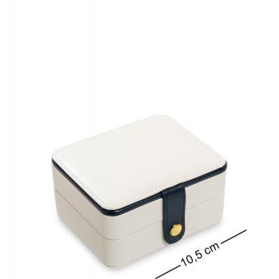 """Шкатулка для бижутерии """"Классика"""" 10,5х9х5,5 см., C"""
