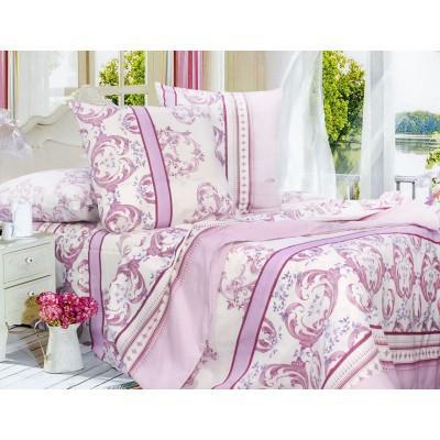 Комплект постельного белья Евро, Бязь-100% хлопок (ЕТ0704)