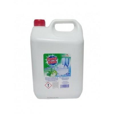 Средство для мытья посуды Power Wash Spulmittel Apfel 5 л