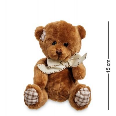 Мягкая игрушка Медвежонок., 15 см., PT-52-A