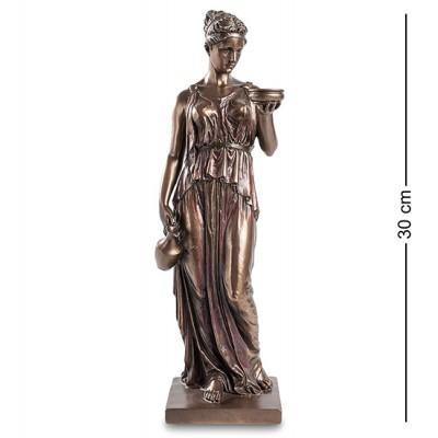 """Статуэтка """"Геба - богиня юности"""", 9,5х8х29 см., полистоун Veronese, Гонконг"""
