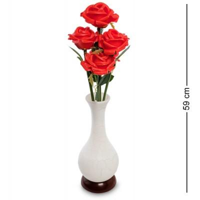 Ночник Букет роз со светодиодной подсветкой, 59 см