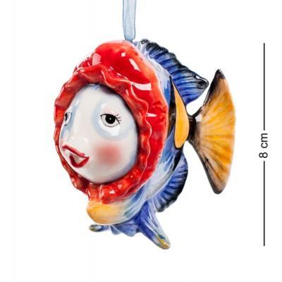 """Фигурка """"Рыбка"""", 10х4,5х8 см., Pavone, Италия"""