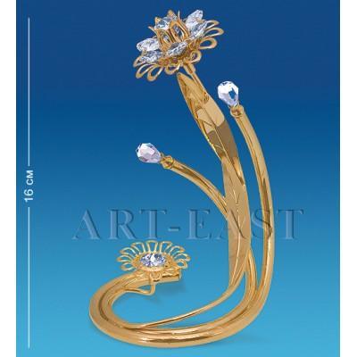 "Фигурка ""Цветы"" 12x10x16 см., Crystal Temptations, США"