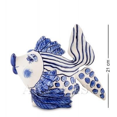 """Фигурка """"Рыба"""" 25x14x21 см., Blue Sky, Италия"""