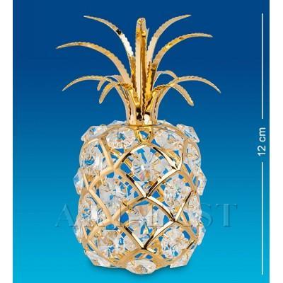 "Фигурка ""Королевский ананас"" 8x8x12 см., Crystal Temptations, США"