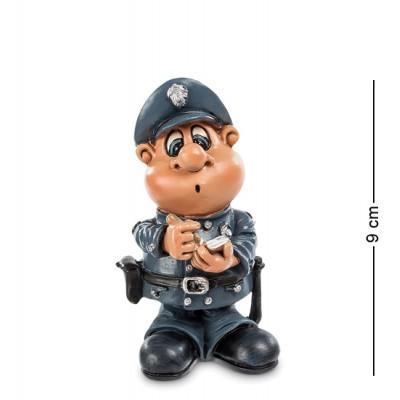 """Фигурка """"Инспектор"""" 5x5x9 см., полистоун Warren Stratford Канада"""