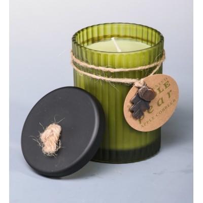 """Ароматическая свеча """"Яблоко-груша"""" в стекл.сосуде, Serenity Candles, Австралия"""